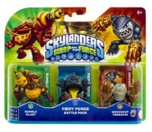Skylanders Swap Force - Battle Pack (Bumble Blast, Knockout Terr