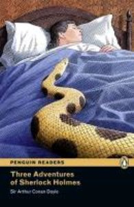 Penguin Readers Level 4 Three Adventures of Sherlock Holmes