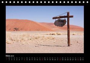 Lozinski, A: Südliches Afrika (Tischkalender 2015 DIN A5 que