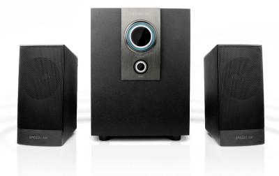 Speedlink AVENZA 2.1 Subwoofer System, Lautsprechersystem, schwa - zum Schließen ins Bild klicken