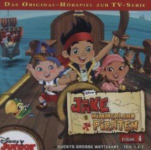 Jake und die Nimmerland-Piraten Teil4 (TV Special)