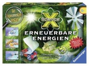 Ravensburger 18871 - ScienceX®: Erneuerbare Energien