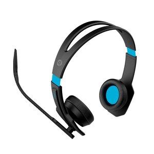 GIOTECK HS-1 Superlite Stereo Headset für Wii U - schwarz