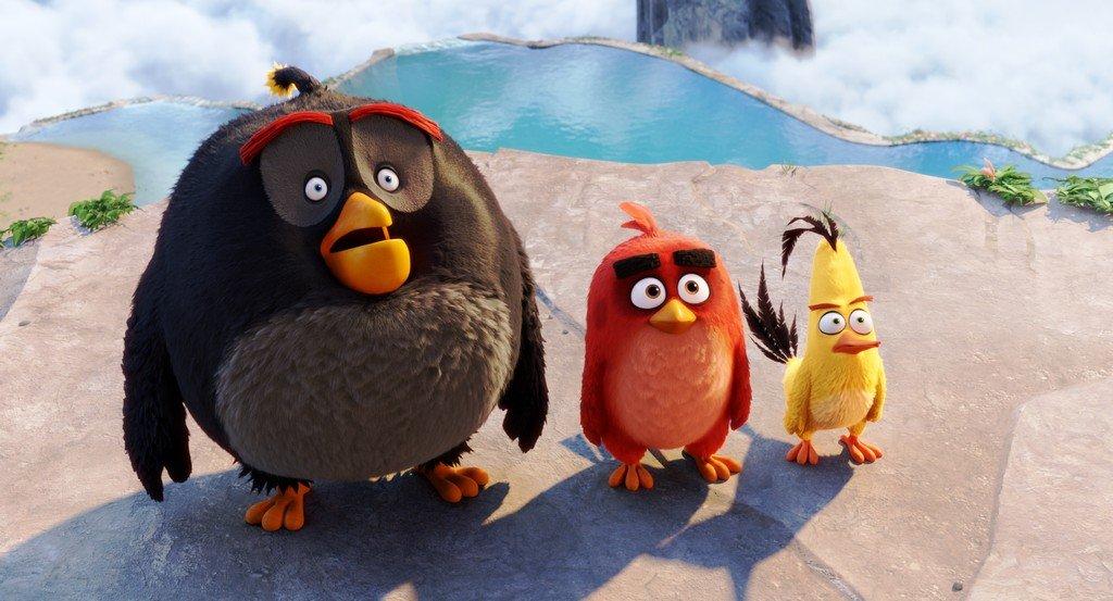 Angry Birds - Der Film - zum Schließen ins Bild klicken