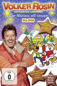 Der Nikolaus Will Tanzen-Die DVD
