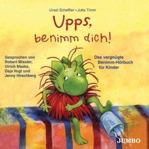 Upps, benimm dich! CD