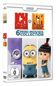 Ich - Einfach unverbesserlich 1 & 2 - 6 Mini-Movies Collection