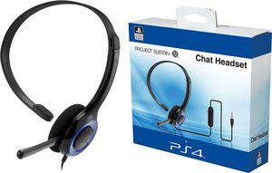 PROJECT SUSTAIN PS4 Chat Headset