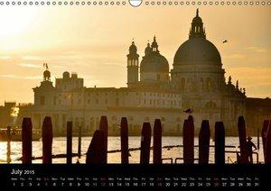 Venice in my Heart (Wall Calendar 2015 DIN A3 Landscape)