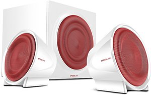 METHRON 2.1 Subwoofer System, white