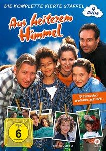 Aus heiterem Himmel Staffel 4 (DVD)