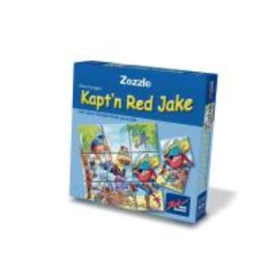 Noris 601131800 - Zozzle: Kaptn Red Jake