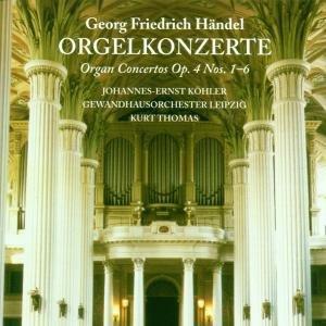 Orgelkonzerte op.4 1-6