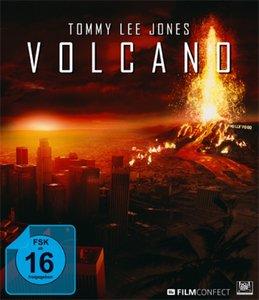 Volcano (Blu-ray) (Digipack+Lentikularkarte)