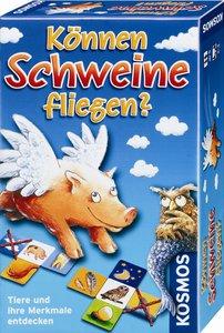 Kosmos 69913 - Können Schweine fliegen? Mitbringspiel