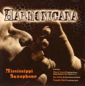 Mississippi Saxophone