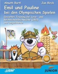 Emil und Pauline bei den Olympischen Spielen. CD-ROM für Windows
