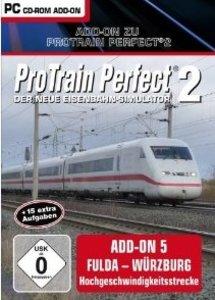 Pro Train Perfect 2 - AddOn 5 Fulda-Würzburg