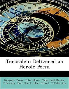 Jerusalem Delivered an Heroic Poem
