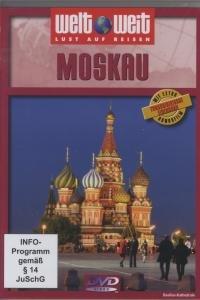 Moskau (Bonus Transsibirische Eisenbahn)
