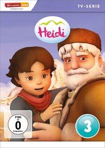 Heidi (CGI) - DVD 3