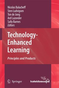 Technology-Enhanced Learning
