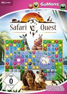GaMons Safari Quest