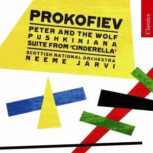 Peter Und Der Wolf/Suite Cinderella op.87/+