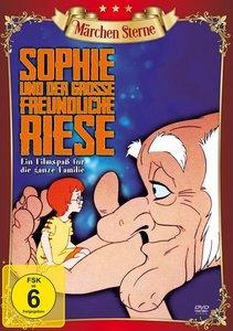 Sophie und der grosse freundliche Riese