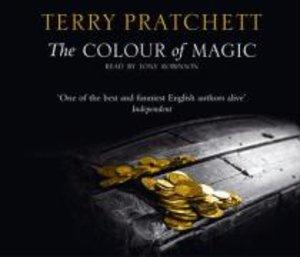 The Colour of Magic. CDs