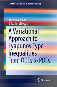 A Variational Approach to Lyapunov Type Inequalities