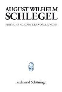 Vorlesungen über Ästhetik 1798-1827