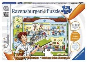 Ravensburger 00523 - tiptoi®, Puzzeln, Entdecken, Erleben: Beim