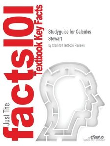 Studyguide for Calculus by Stewart, ISBN 9780534393397