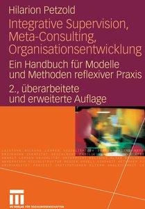 Integrative Supervision, Meta-Consulting, Organisationsentwicklu