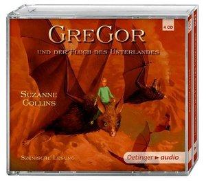 Gregor und der Fluch des Unterlandes