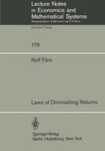 Laws of Diminishing Returns