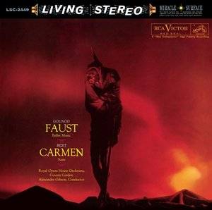 Ballet Music From Faust/Carmen Suite
