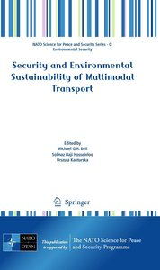 Security and Environmental Sustainability of Multimodal Transpor