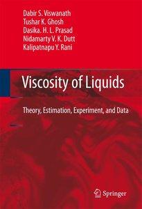 Viscosity of Liquids