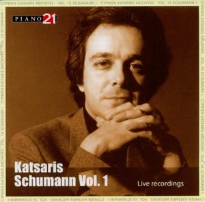 C.Katsaris Archives Vol.15-Schumann I