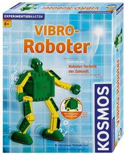 Kosmos 620332 - VIBRO-Roboter, Experimentierkasten