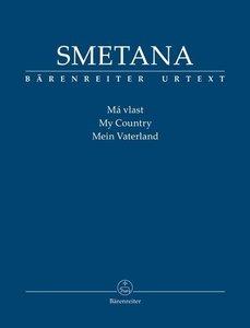 Smetana, B: Má vlast / Mein Vaterland