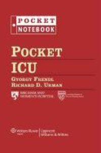 Pocket ICU (Pocket Notebook Series)