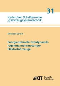 Energieoptimale Fahrdynamikregelung mehrmotoriger Elektrofahrzeu