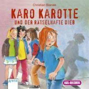 Karo Karotte Und Der Rätselhaf