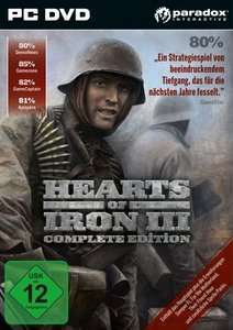 Hearts of Iron 3 - Complete Edition