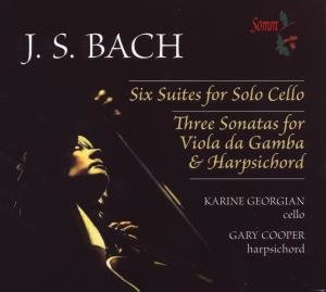 Cello Suites/Sonatas for Viola da Gamba & Harpsich