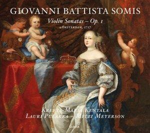 Violinsonaten op.1
