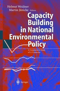 Capacity Building in National Environmental Policy